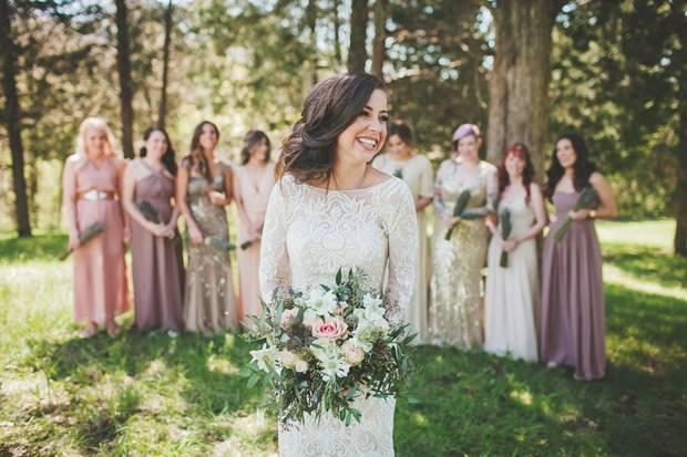 подружки невесты стиль свадьбы украина ведущий на свадьбу киев