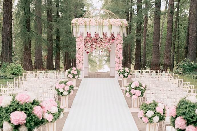 свадебная церемония киев