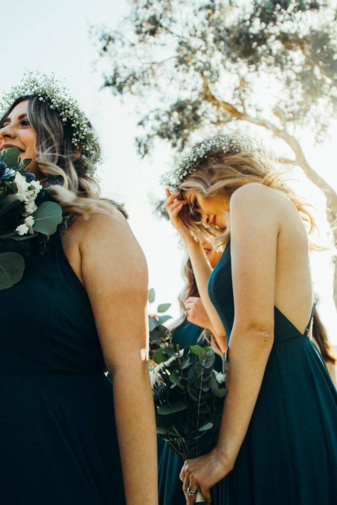 Подружки невесты платье сведетели на свадьбу