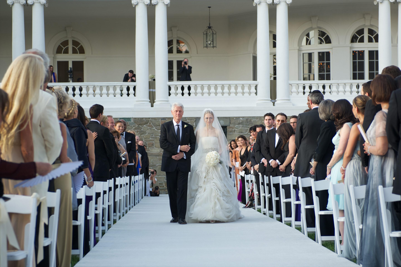 Свадебная церемония в Америке США