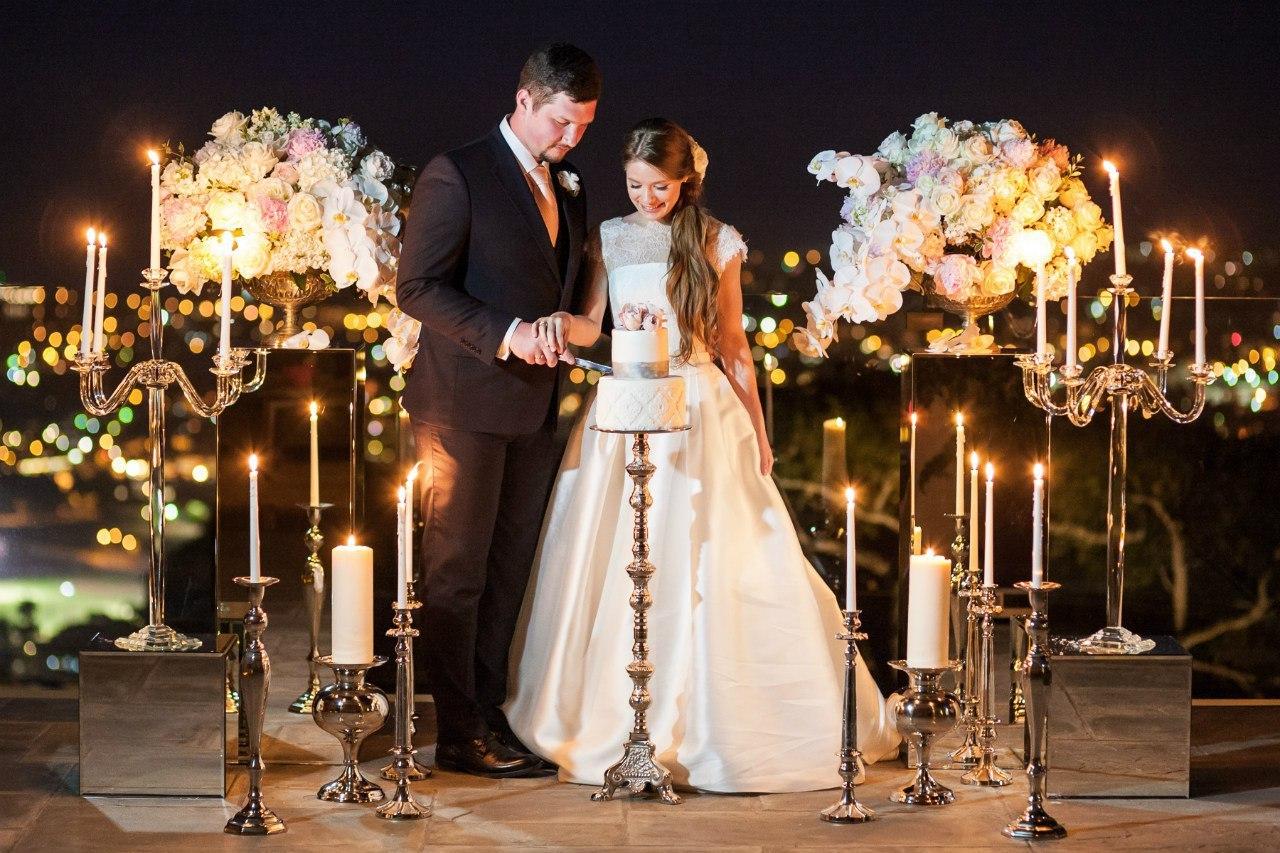 Свадебная церемония в Америке