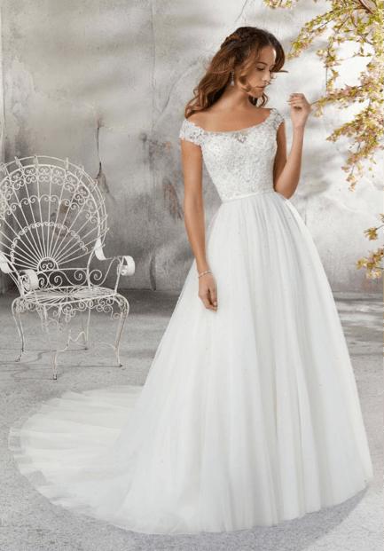 Элегантное свадебное платье киев