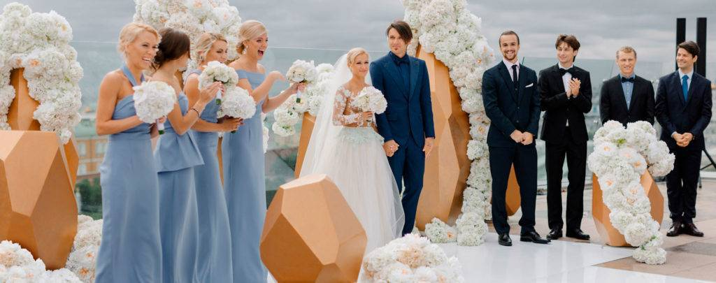 подружки невесты ведущий киев украина ведущий на свадьбу