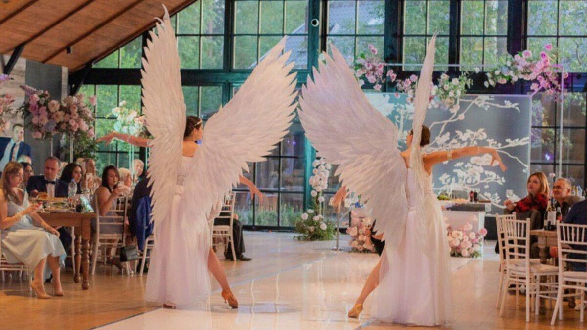 Шоу на свадьбу киев