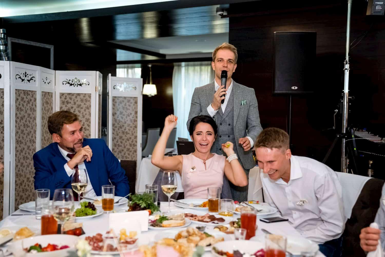 ведущий на корпоратив киев украина одесса